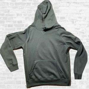 Cotton on green size large hoodie sweater